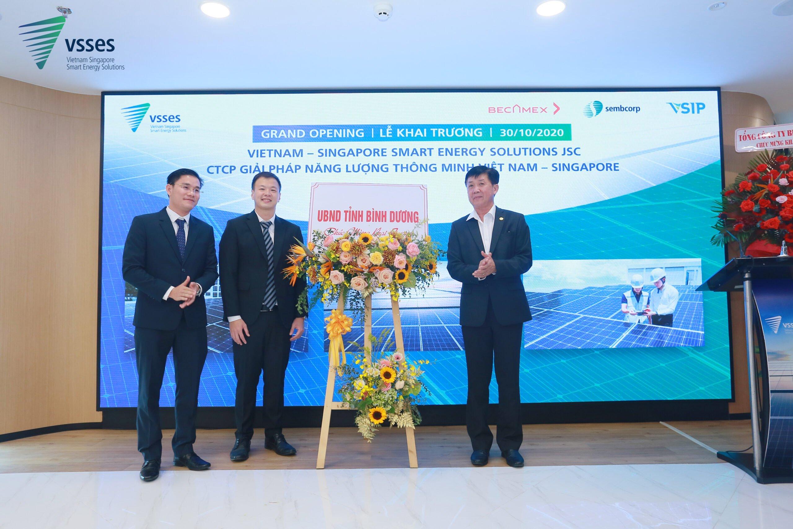 Vietnam - Singapore Smart Energy Solutions JSC (VSSES)