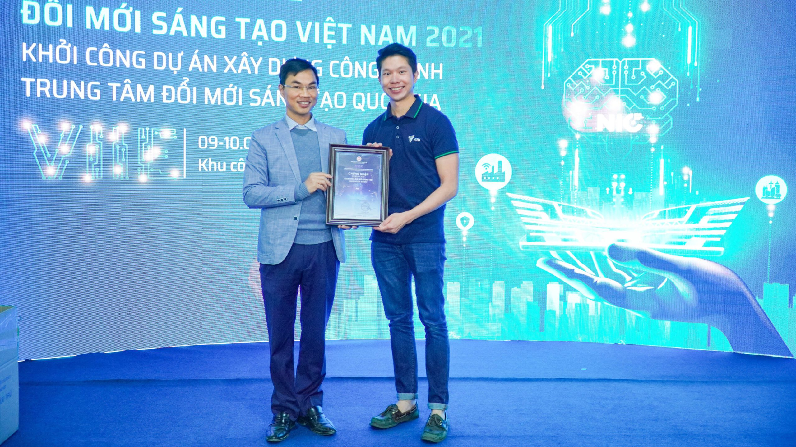 Rooftop Solar Solutions at the Vietnam International Innovation Expo 2021