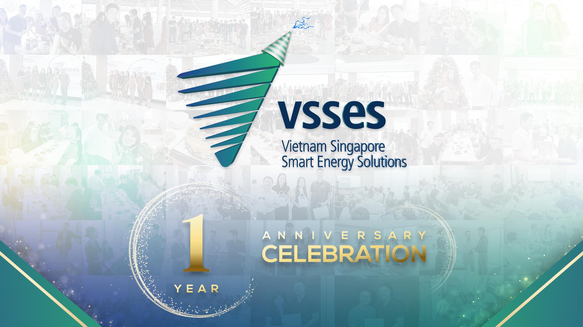 Happy 1st anniversary to VSSES